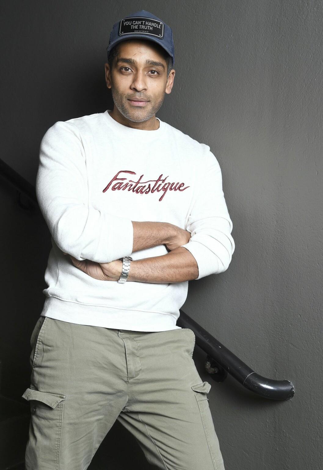 Alexander Karim syns i många filmer och tv-serier. Bland annat syns han nu i Advokaten.