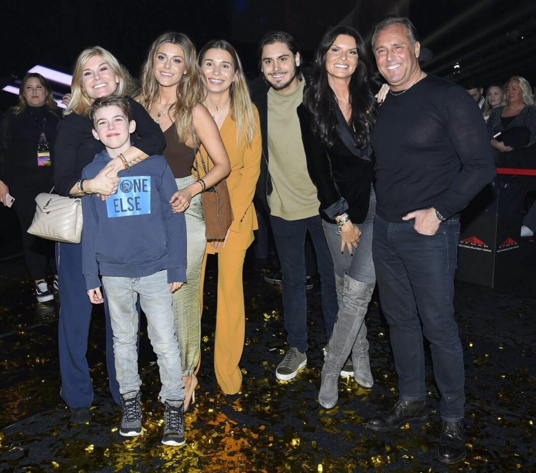 Familjen Wahlgren/Ingrosso