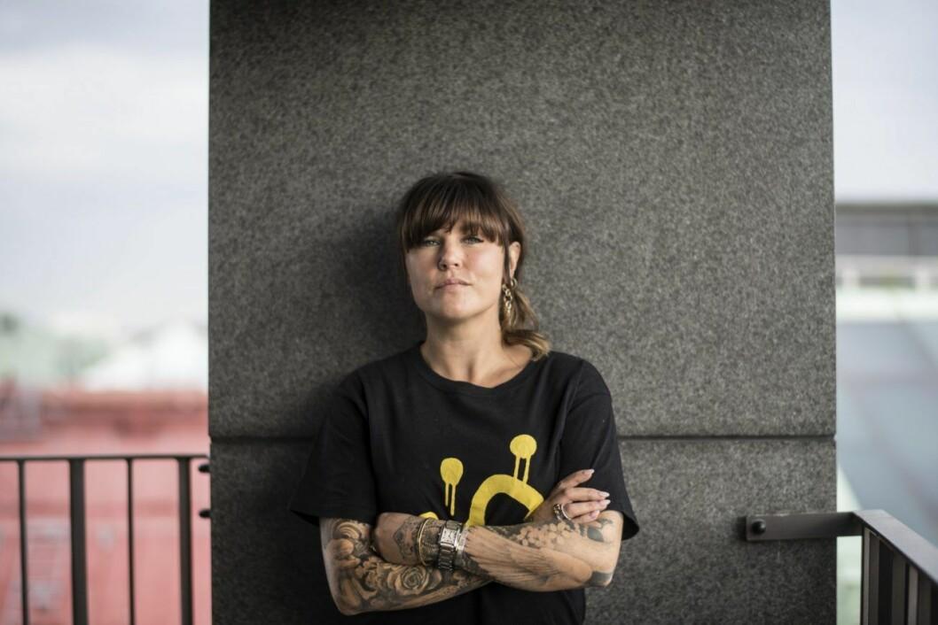 Förra året kunde tiotusentals människor se Mia Skäringer i showen Avig Maria –no more fucks to give.
