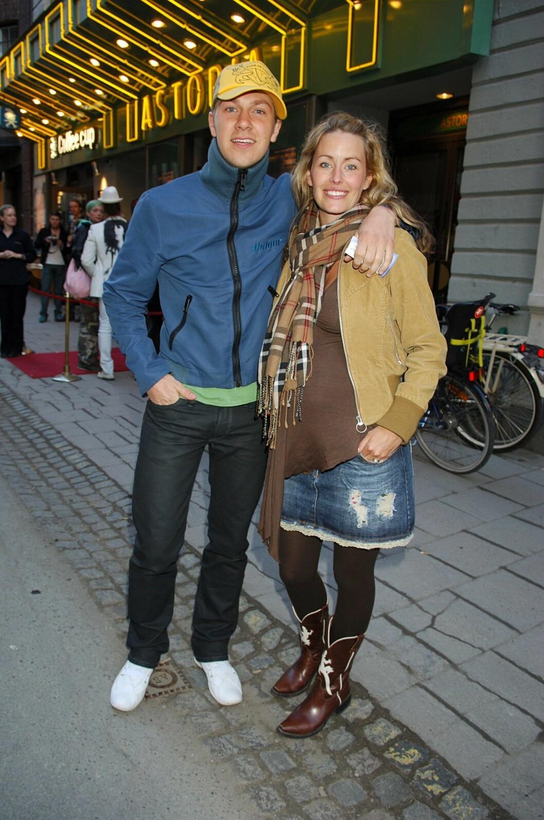 Linus Wahlgren och Jessica Wahlgren