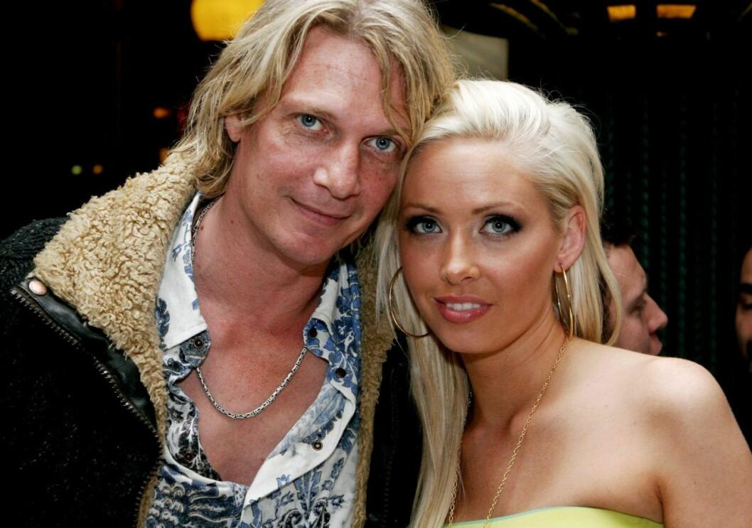 Tommy Nilsson och dottern Angelica