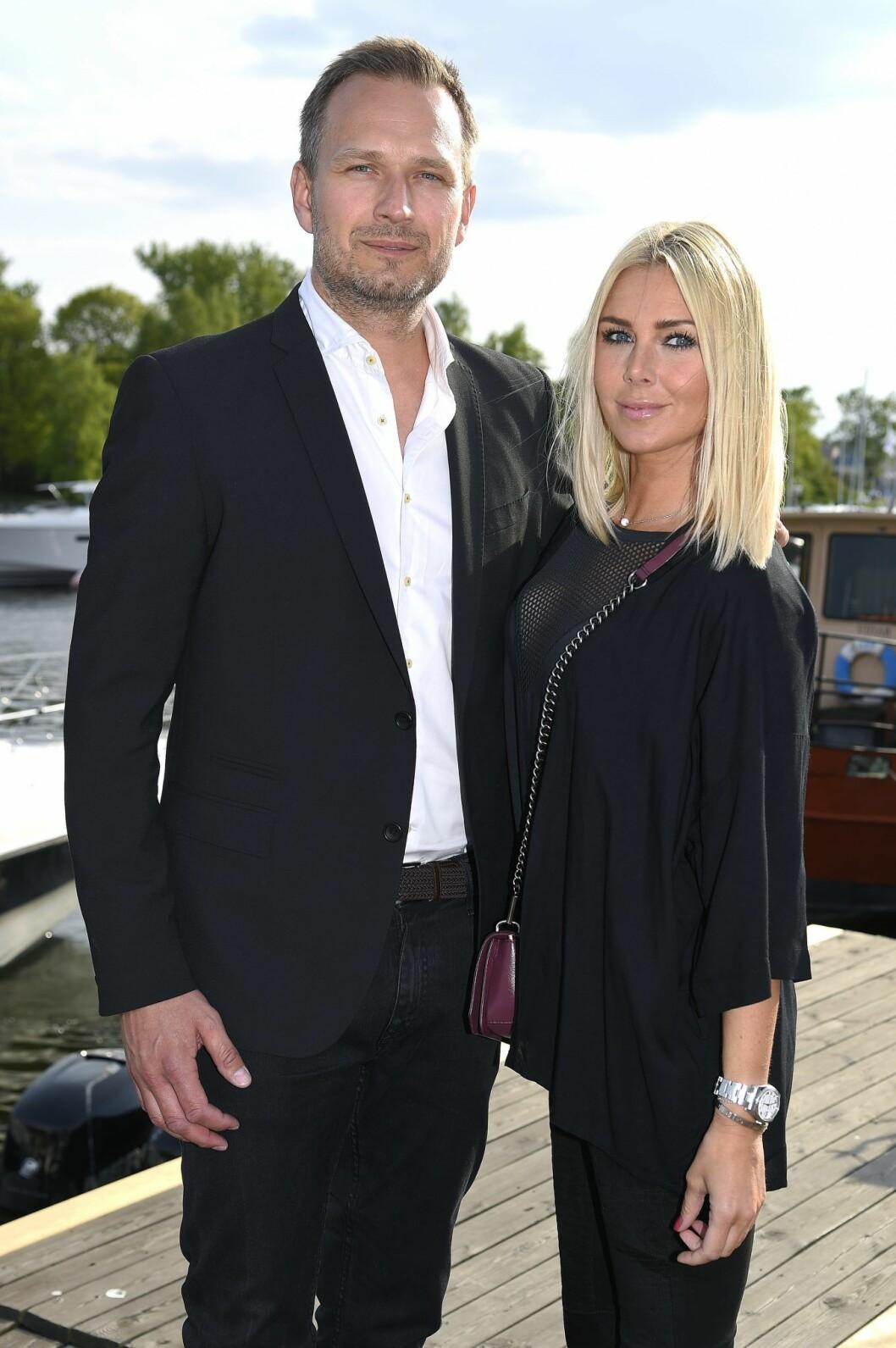 Peter Karyd och Hannah Graaf skilde sig efter 14 år tillsammans.