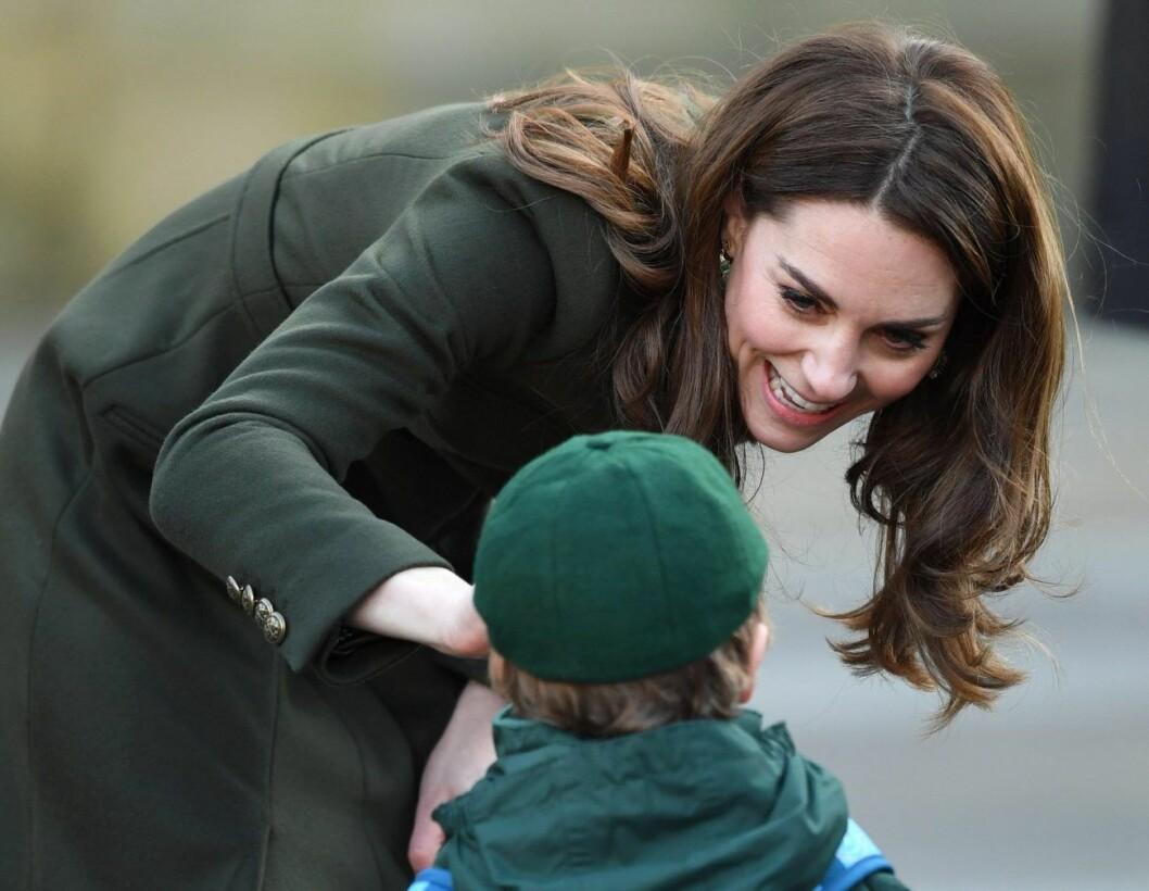 Det är inte troligt att det blir fler barn för prins William och Kate.
