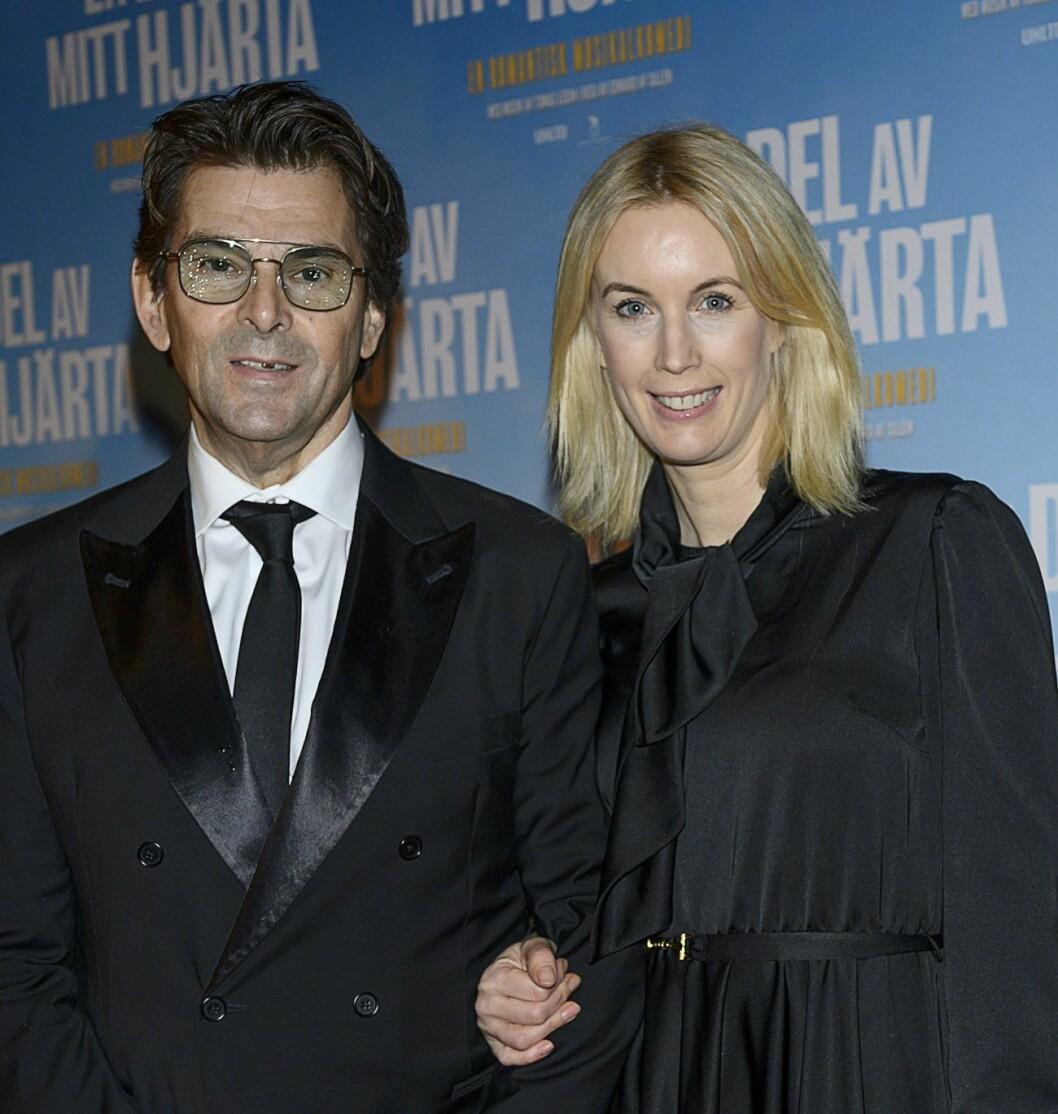 Niklas Strömstedt och Jenny Strömstedt möter många par i egna programmet Tillsammans med Strömstedts.