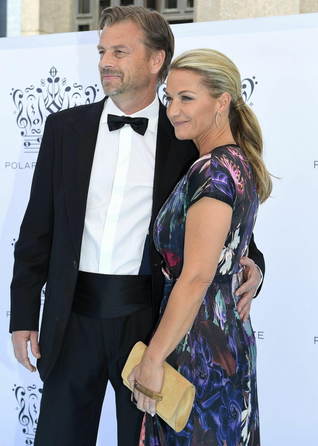 Kristin Kaspersen och Michael Wolf
