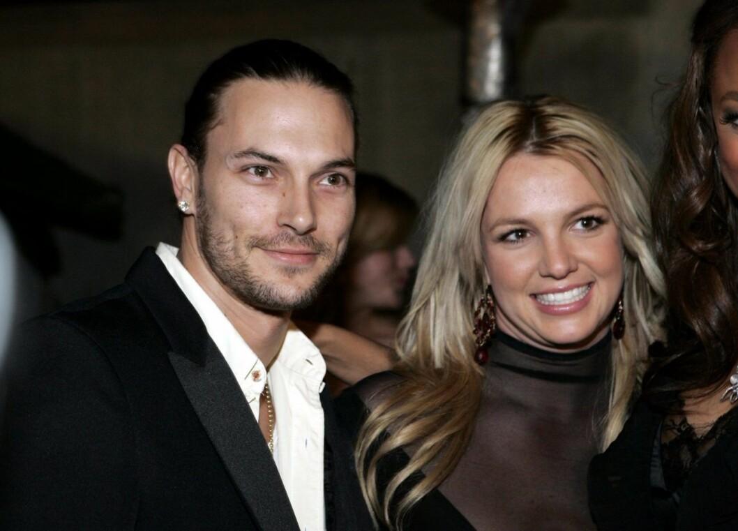 Britney Spears och Kevin Federline
