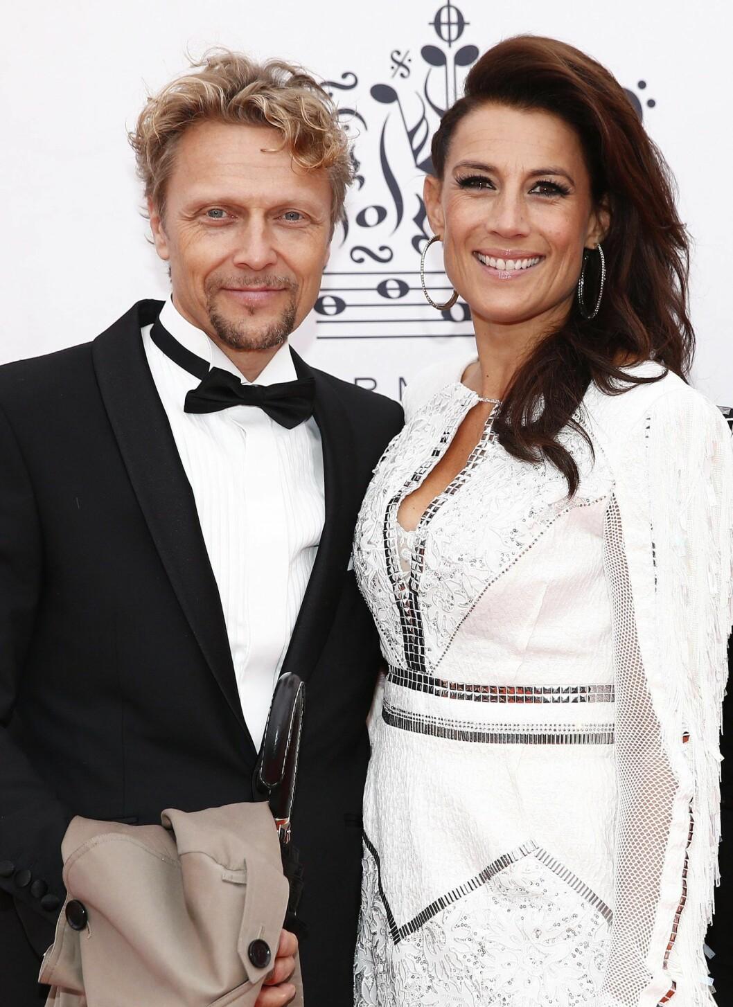Jill Johnson och Håkan Werner