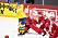 Carl Klingberg skadades under matchen mot Belarus.