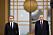 Premiärminister Irakli Garibashvili tillsammans Turkiets president med Recep Tayyip Erdogan.