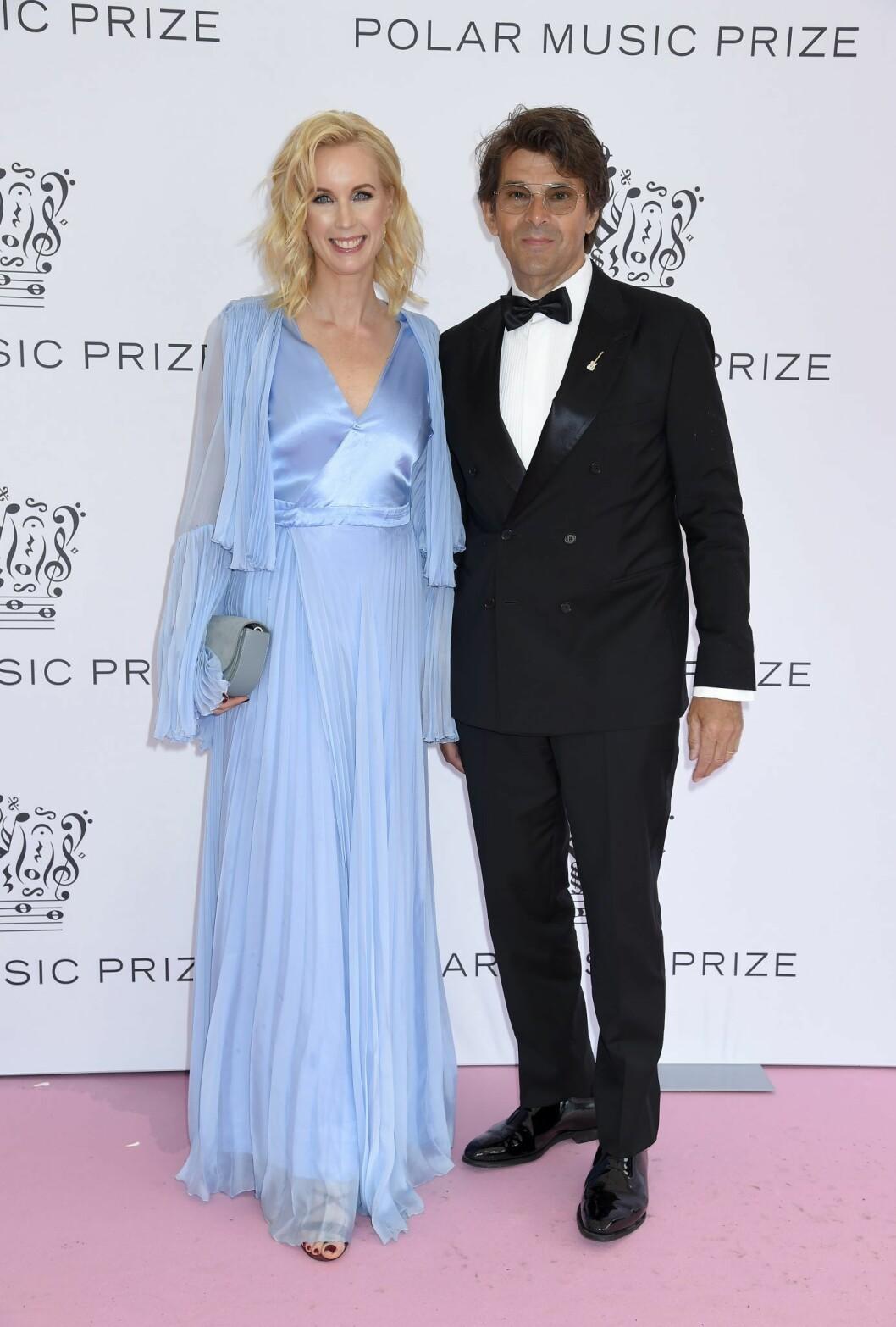 Kändisparet Jenny och Niklas Strömstedt har varit tillsammans i 13 år.