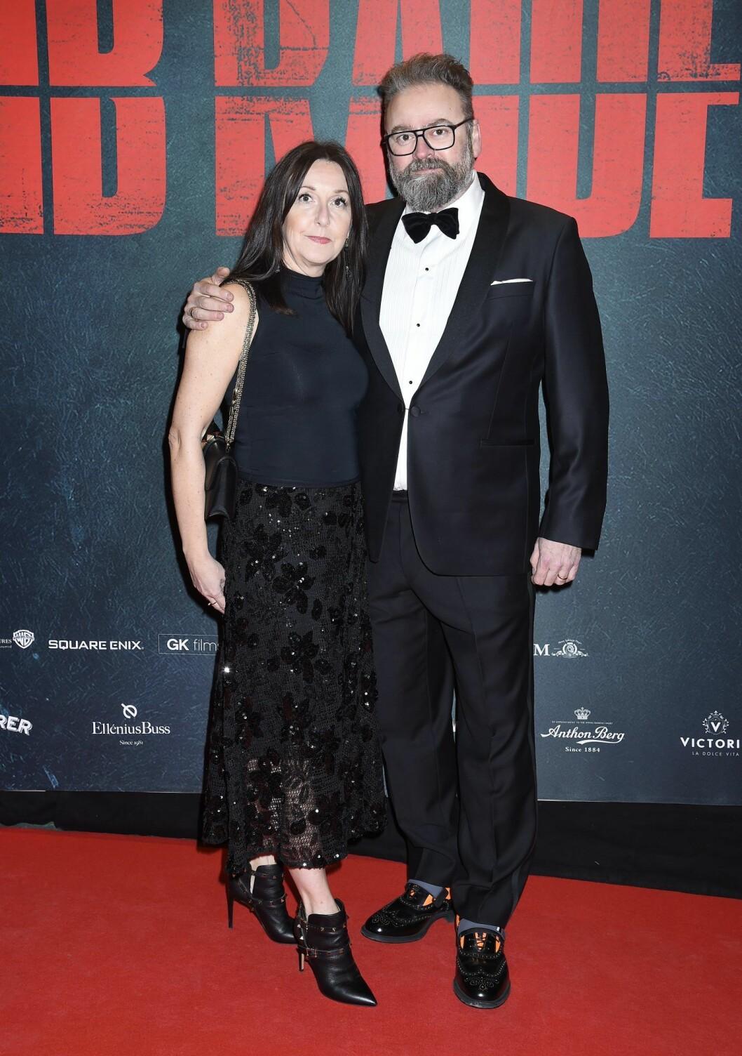 Anette och Adam Alsing var tillsammans i över 30 år.