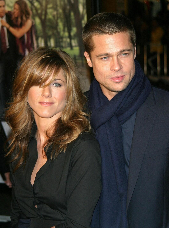 2005 var Jennifer Aniston och Brad Pitt Hollywoods hetaste par –sedan kom skilsmässan.
