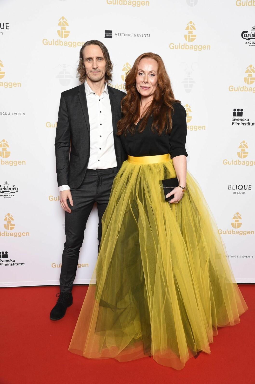 Rachel Molin och Håkan Messing