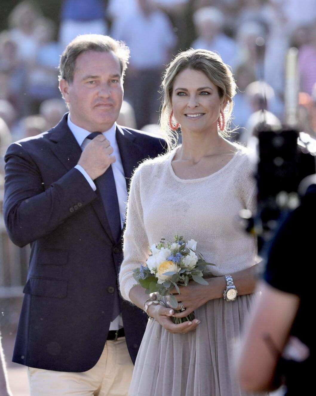 Enligt uppgift ska nu Chris O´Neill och prinsessan Madeleine lämna lyxhuset i Florida.
