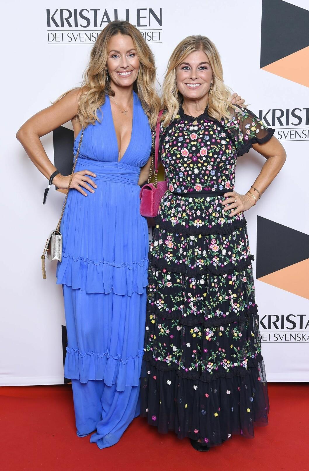 Pernilla Wahlgren och Jessica Wahlgren