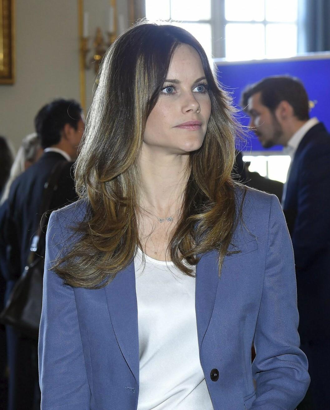 Prinsessan Sofias halsband