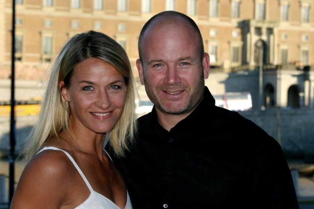 Kristin Kaspersen och Hans Fahlén