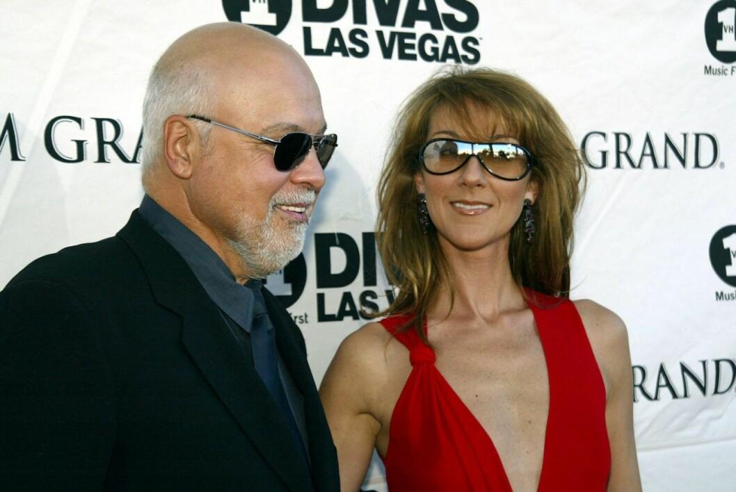 Céline Dion och René Angélil