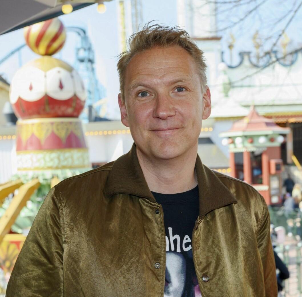 Jesper Börjesson började jobba på TV4 1996.