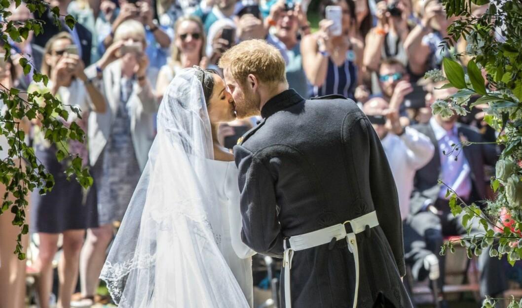 Meghan Markle och Prins Harry gifte sig i maj 2018.