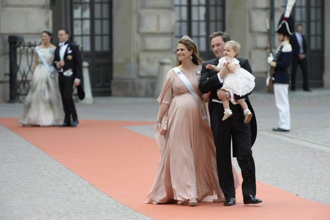 Prinsessan Madeleines egna ord om oväntade graviditeten – nu berättar hon