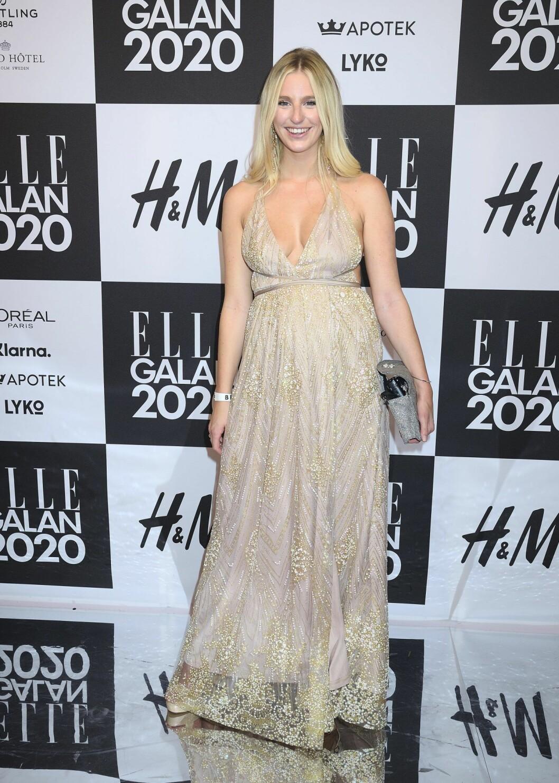 Penny Parnevik på ELLE-galan 2020.
