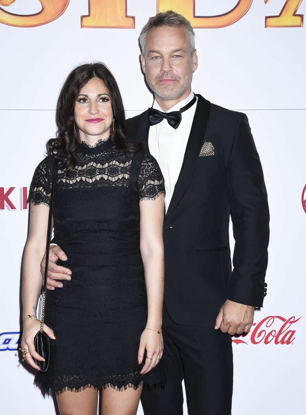 Nour el Refai och pojkvännen Henrik Schyffert har varit ett par i snart fem år.