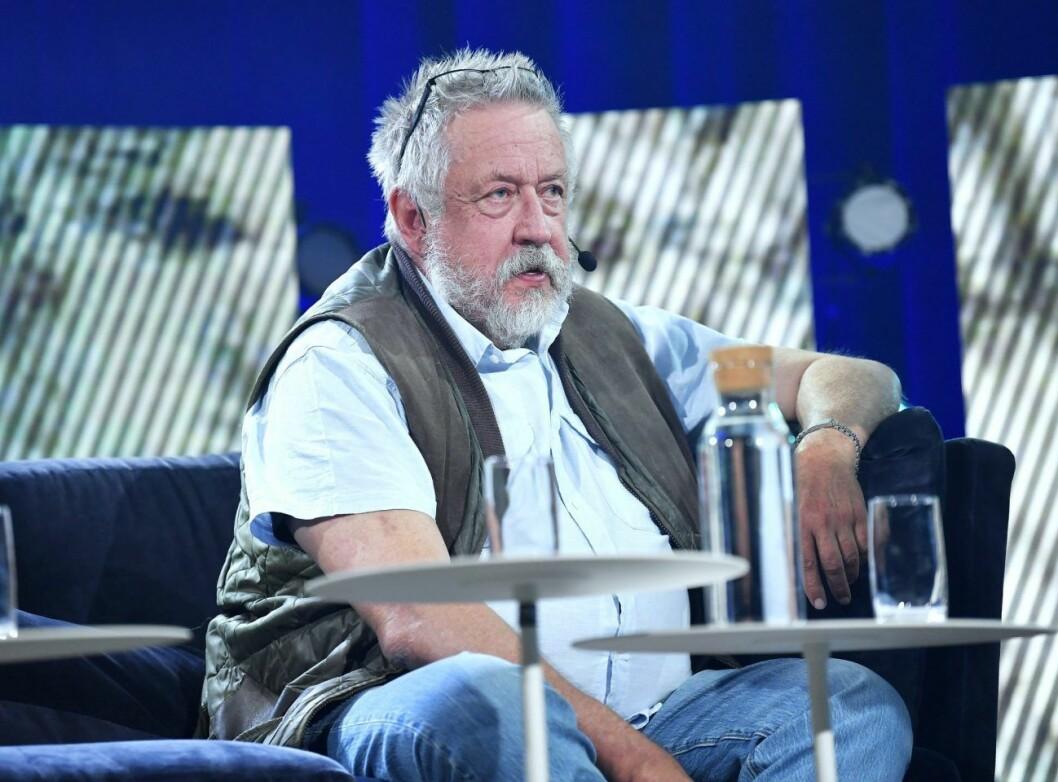 Leif GW Persson saknar livet på TV4.