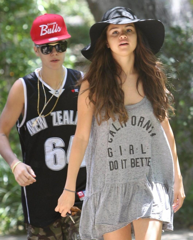 Selena Gomez och Justin Bieber dejtade till och från i många år.