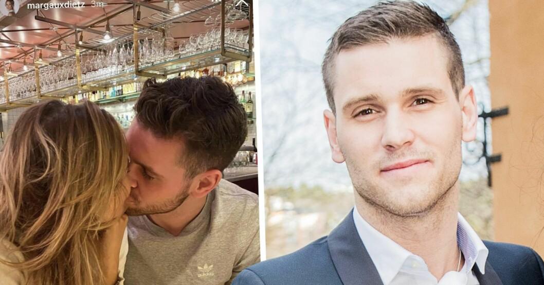 Sean Canning, Margaux Dietz nya pojkvän