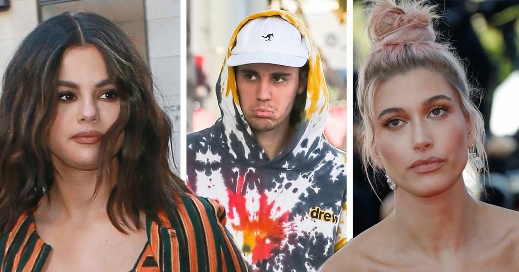 Bråkar Selena Gomez och Hailey Bieber om Justin? Här är allt vi vet!