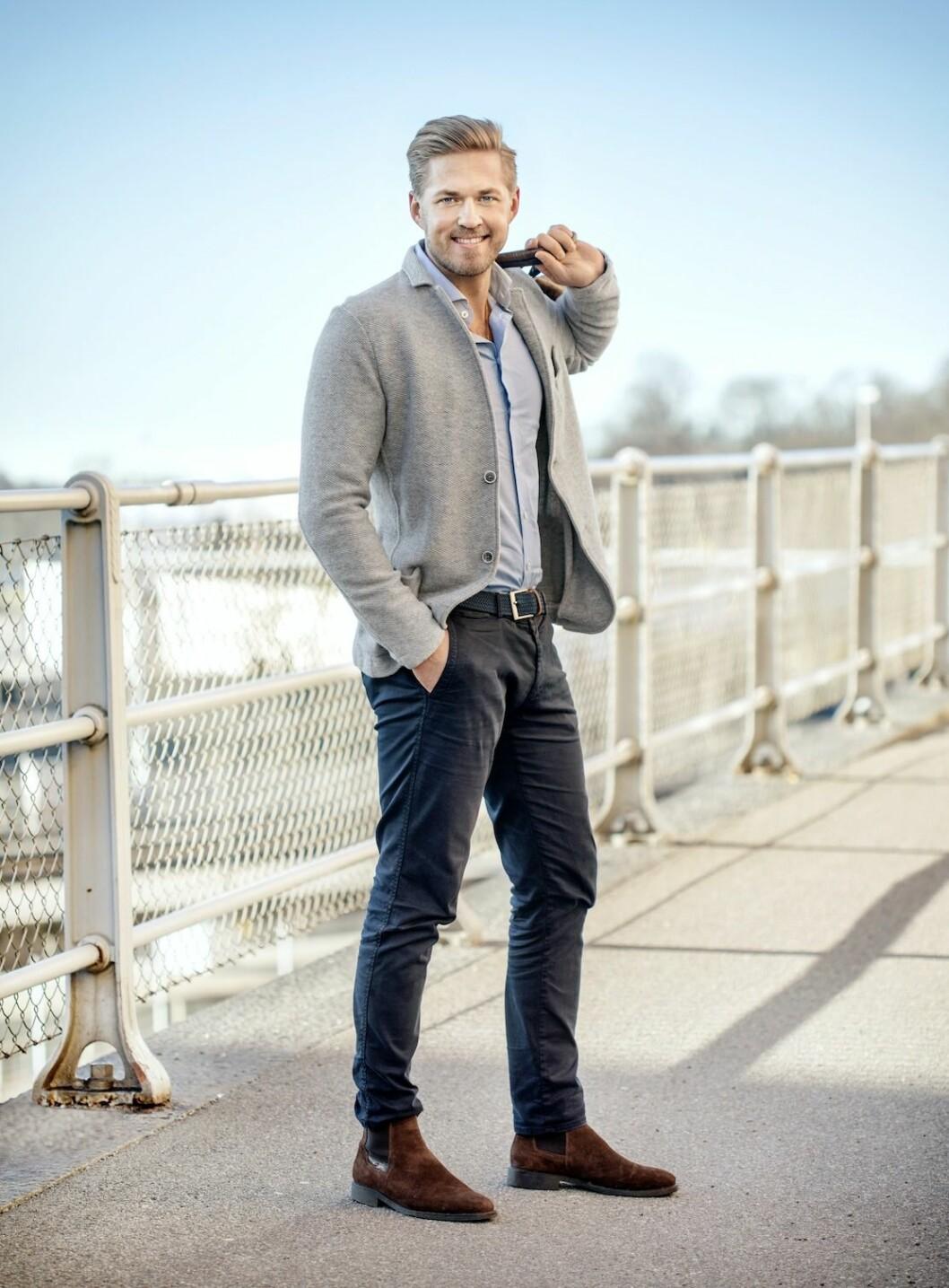 Simon Glimhed, Bachelor 2020
