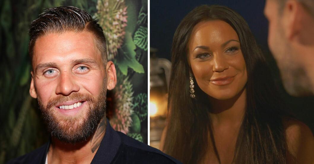 Simon Hermansson och Isabella Larka