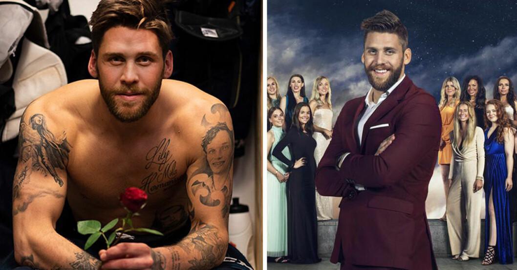 Simon Hermansson i Bachelor