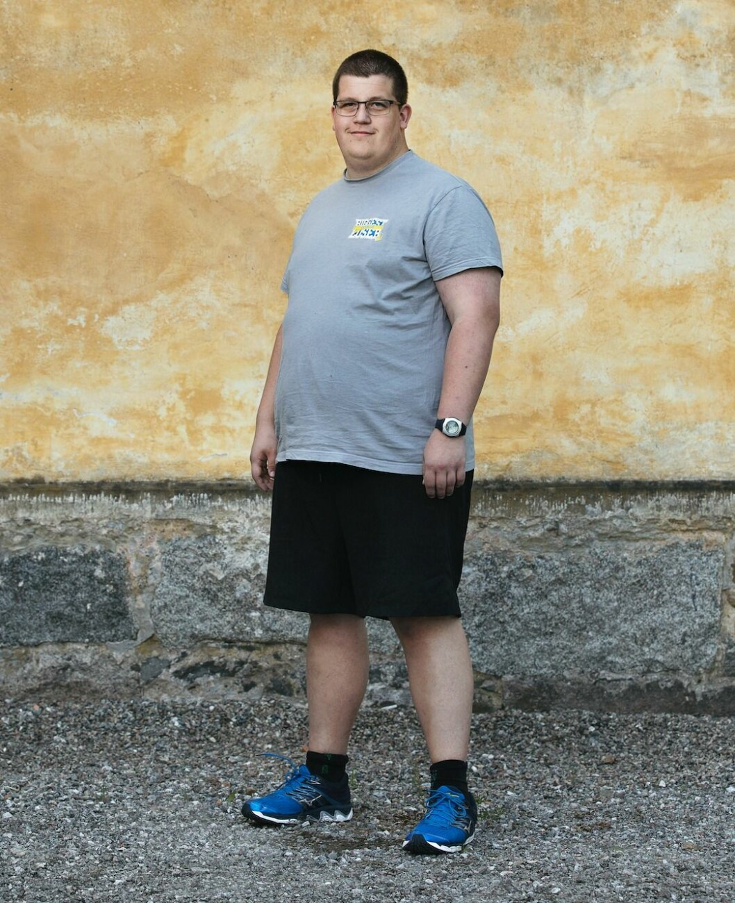 Simon Wahl, Sunne i Biggest loser 2020