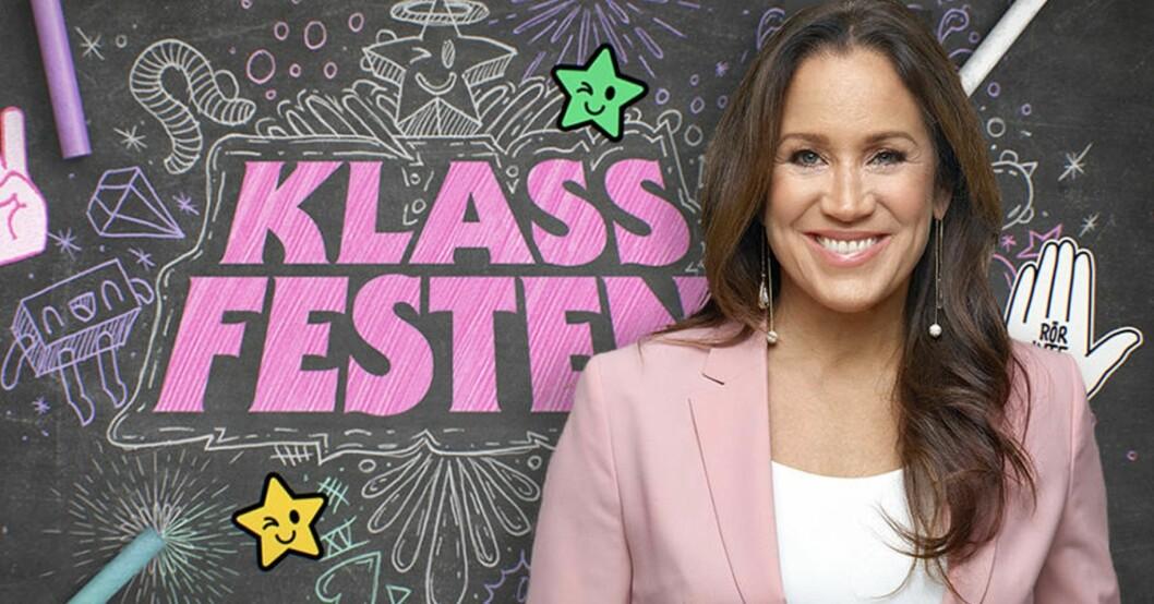 Här är alla kändisar som medverkar i Klassfesten 2020 på TV4
