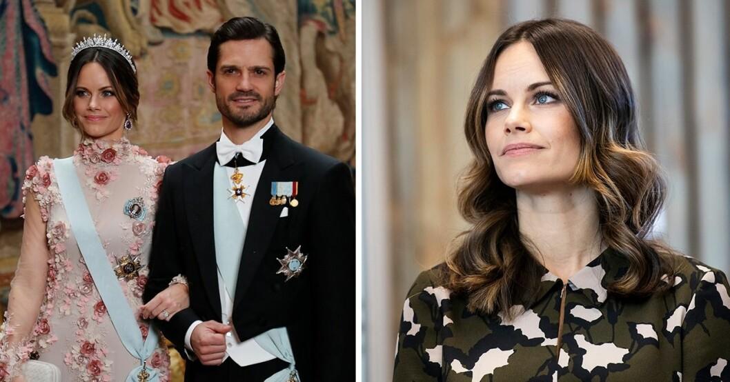 Prinsessan Sofa och prins Carl Philip