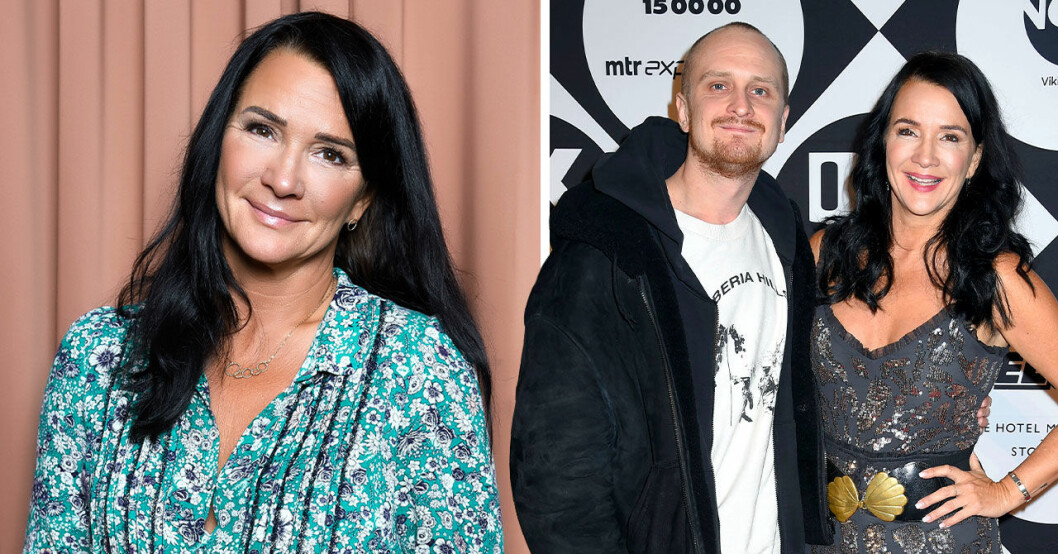 Sofia Wistams avslöjande om namnvalet till sonen Kid