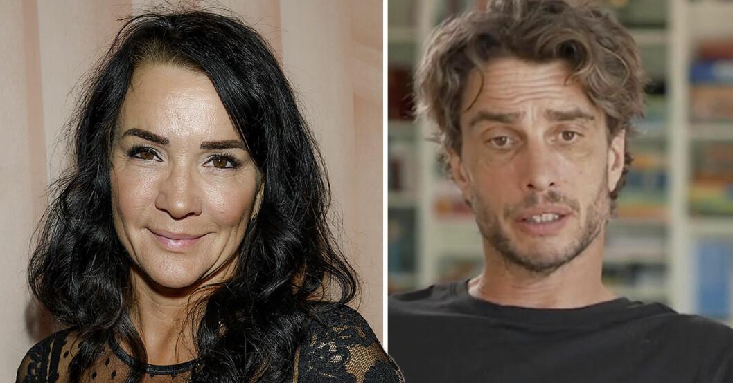 Sofia Wistam och Anders Öfvergård