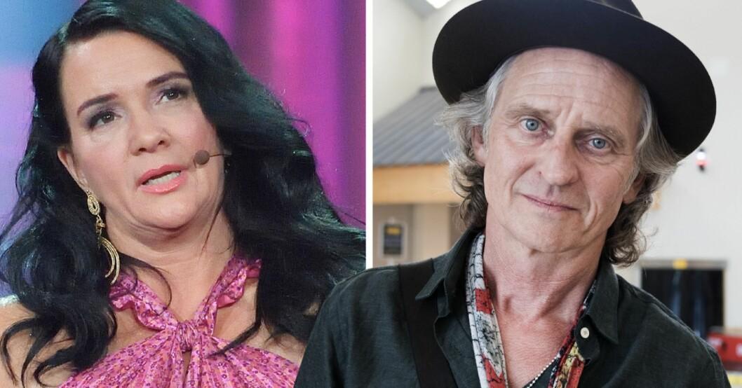 Sofia Wistams markering mot Orup inför alla – efter skilsmässan