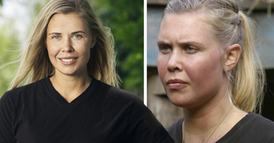 Sofie Hodén i Farmen 2020