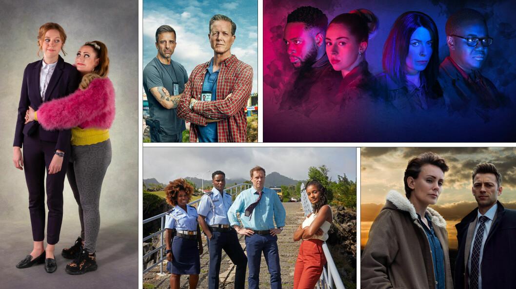 Seriesommar på TV4 Play 2021