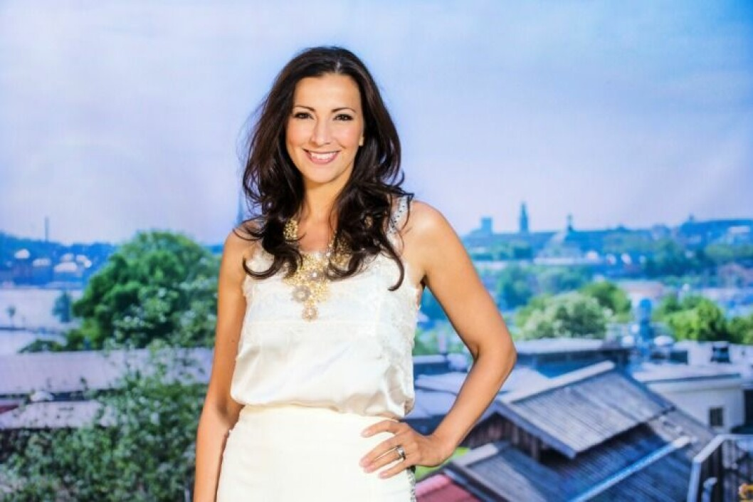 Sonja Aldén gör comeback på scen i Melodifestivalen