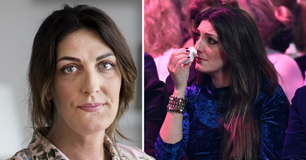 Soraya Lavasani om tårarna