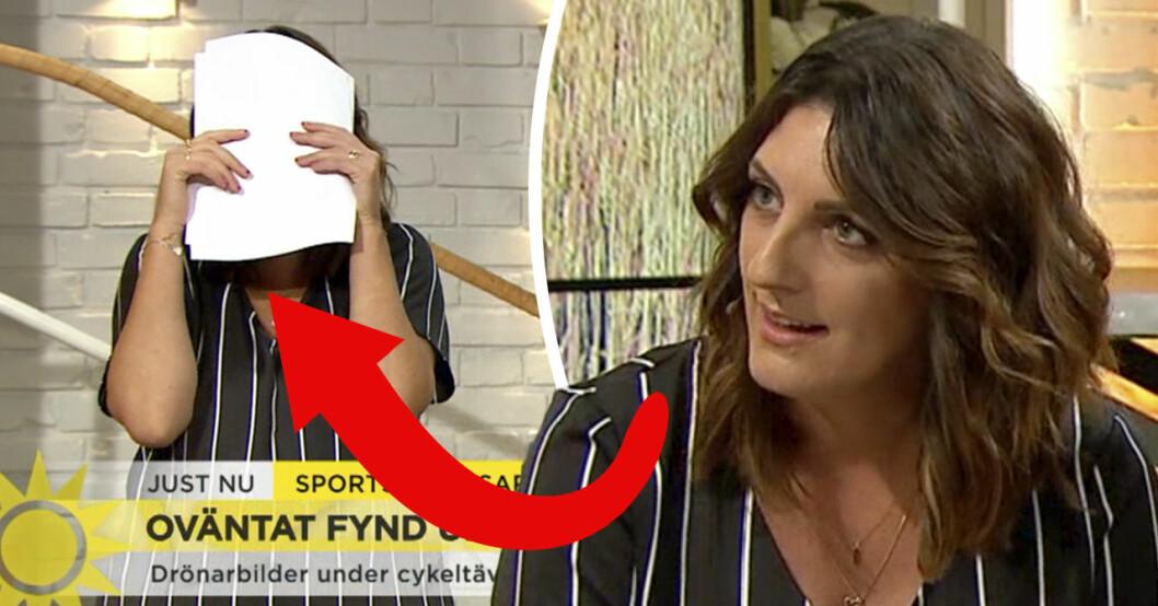 TV4-tittarnas kritik mot Soraya Lavasani efter gesten i Nyhetsmorgon.