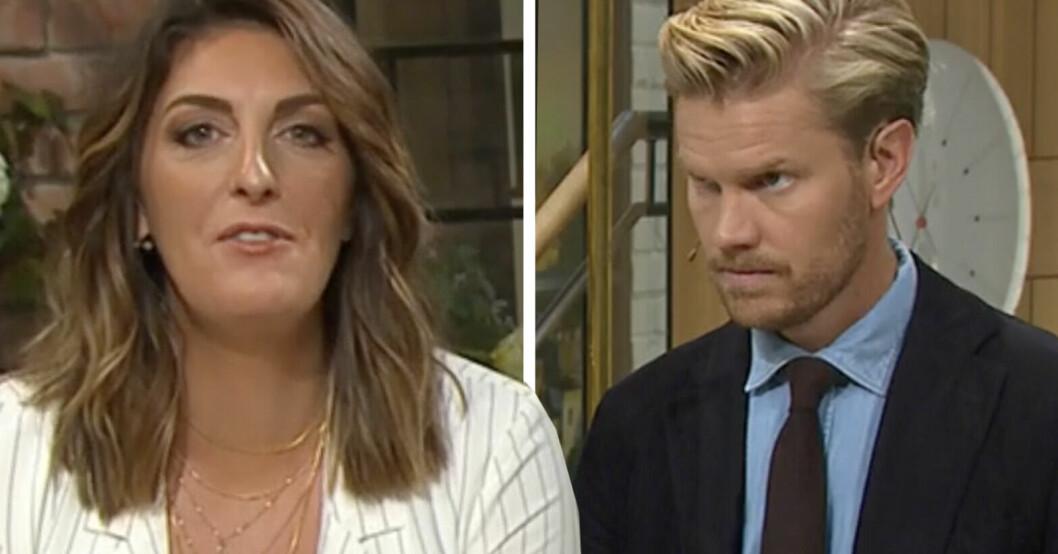 Soraya Lavasani & Martin Järborg Nyhetsmorgon