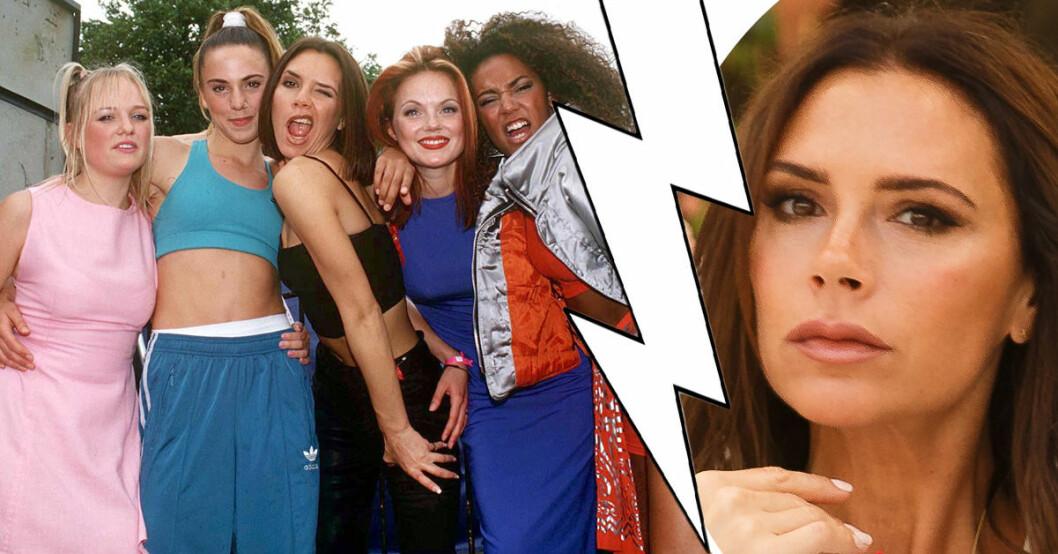 Nya uppgifter säger att det inte blir någon återförening av Spice Girls eftersom Victoria Beckham har backat ur projektet.
