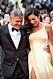 5345210 George Clooney et sa femme Amal Alamuddin Clooney (bijoux Cartier) - Montée des marches du film Money Monster lors du 69ème Festival International du Film de Cannes. Le 12 mai 2016. © Borde-Jacovides-Moreau/Bestimage Red carpet for the movie Money Monster during the 69th Cannes International Film festival. On may 12th 2016 COPYRIGHT STELLA PICTURES
