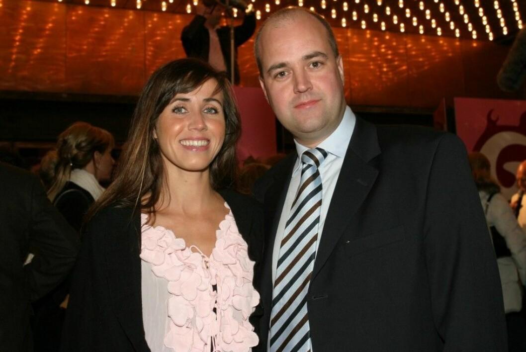 Filippa och Fredrik var gifta i över 20 år. Foto: Stella Pictures