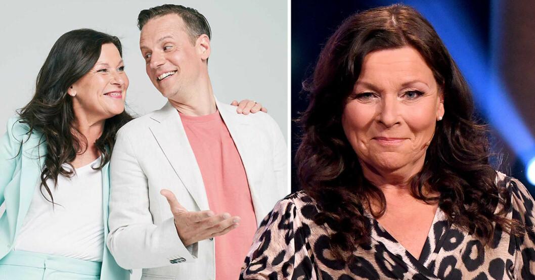 Lotta Engberg och Stefan Odelberg